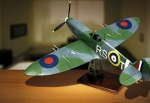 Scale Model Spitfire