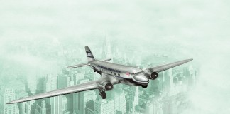 Image of Douglas DC-3 Airplane