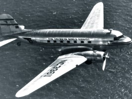 Archive Image of Douglas DC-3 Airplane