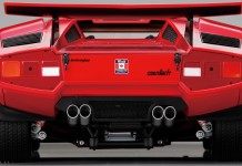 Header image of Lamborghini Countach