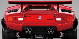 Header image of Lamborghini Countach