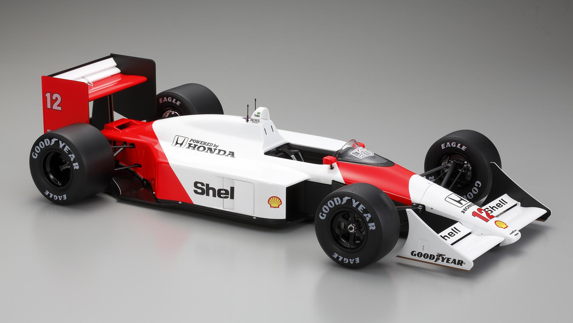 formula 1 1988 ayrton senna and the mclaren mp4 4 s