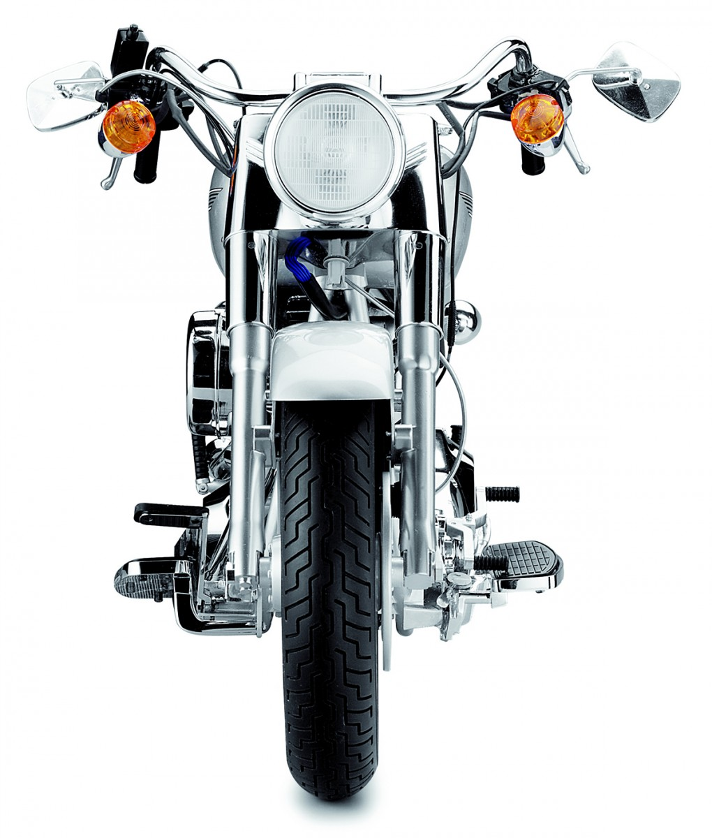 Harley-Davidson Fat Boy - History of a Motorcycle Legend