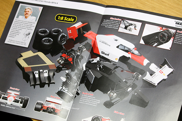 Modelspace Senna Mclaren Mp4 4 Build Diary Introduction
