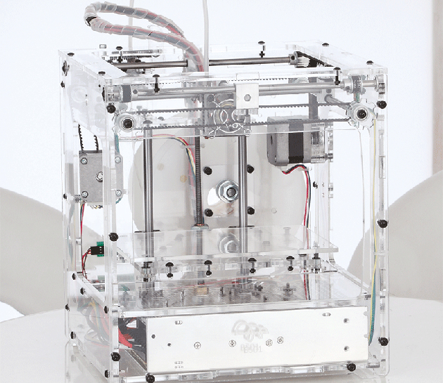 Image of idbox 3D printer, as part of blog about 4 ways 3d printing is changing the world.