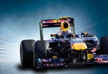 Image of the Red Bull RB7 Formula 1 racing car, as part of a blog about the evolution of Team Red Bull Racing's F1 cars from RB7 to RB12
