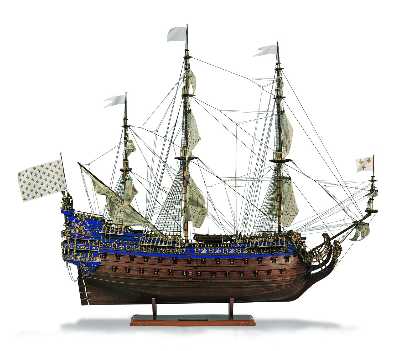 Soleil Royal – History of the Legendary French Ship – Model Space Blog
