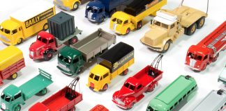 Image of multiple DeAgostini ModelSpace diecast models, as the cover image for a blog about how to start your diecast models collection.