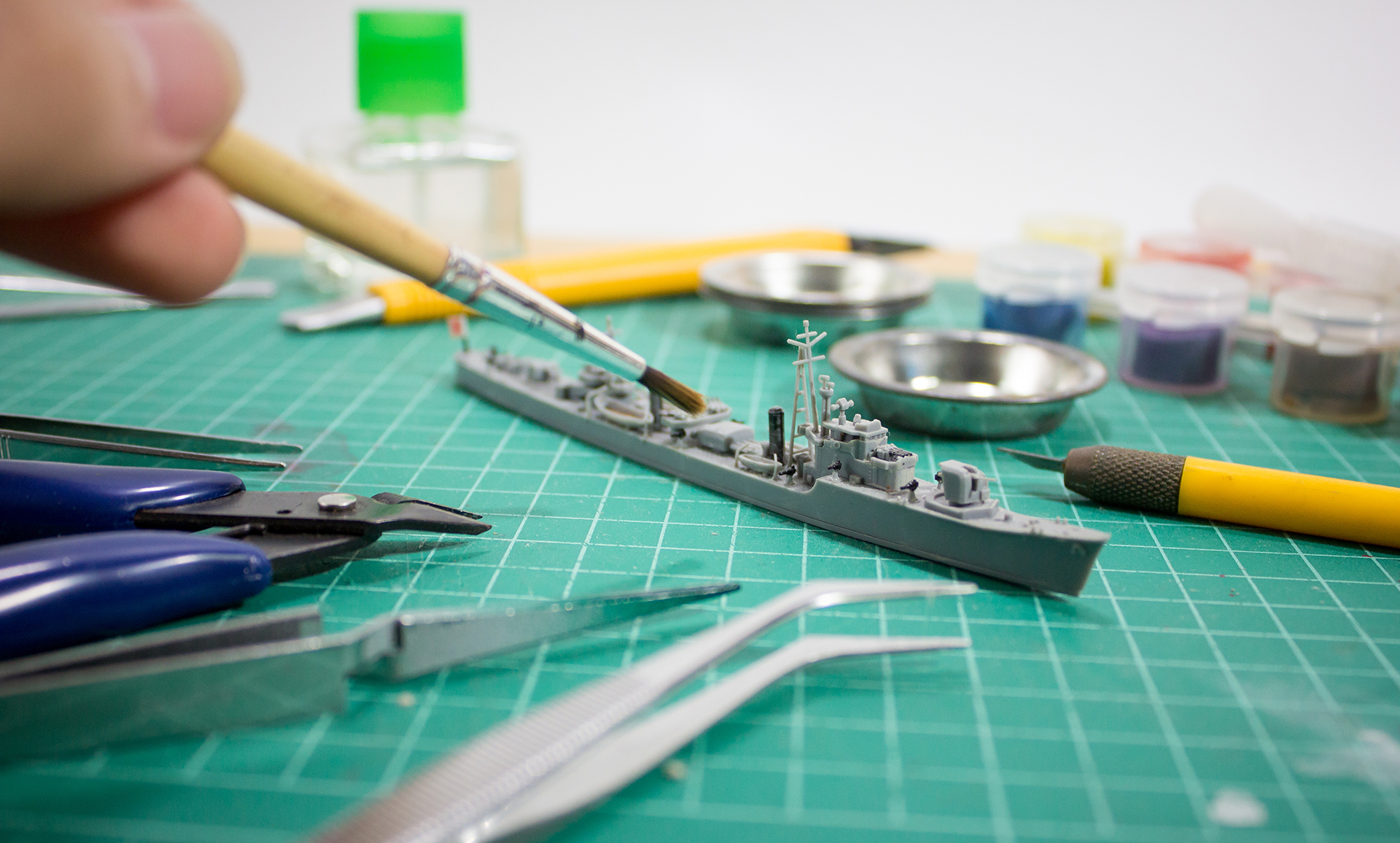 Getting Started in Scale Modeling