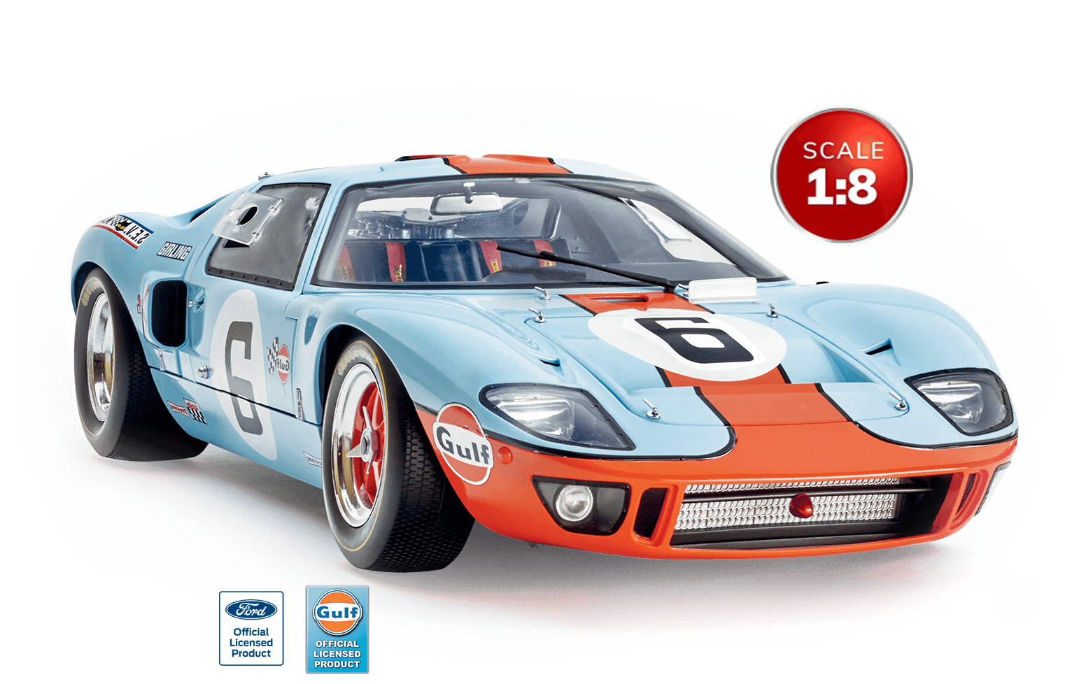 Build A Ford >> Build The Ford Gt Model Modelspace