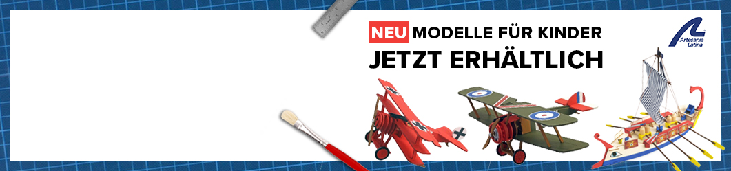 Kids Kollektion Modellflugzeuge