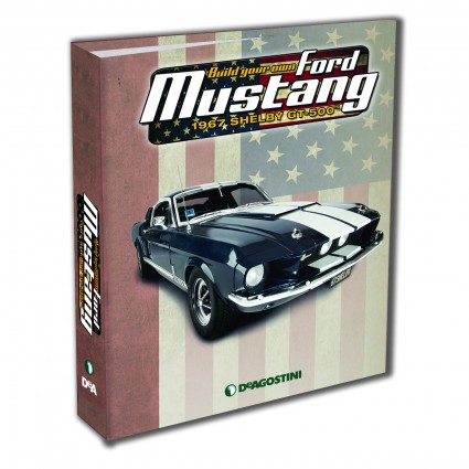Ford Shelby Mustang - Binder