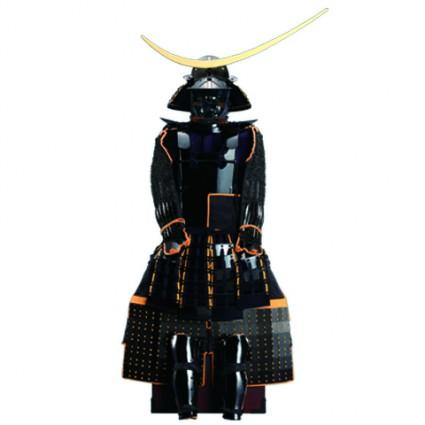 Samurai Armour scale model