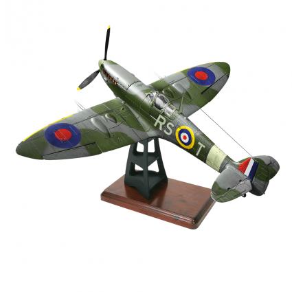 Build The Spitfire Model - 1:12 scale model Spitfire