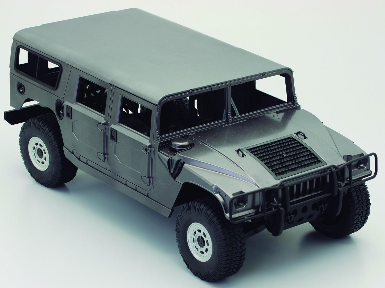 Hummer H1 1 8 Scale Model Off Road Car Full Kit