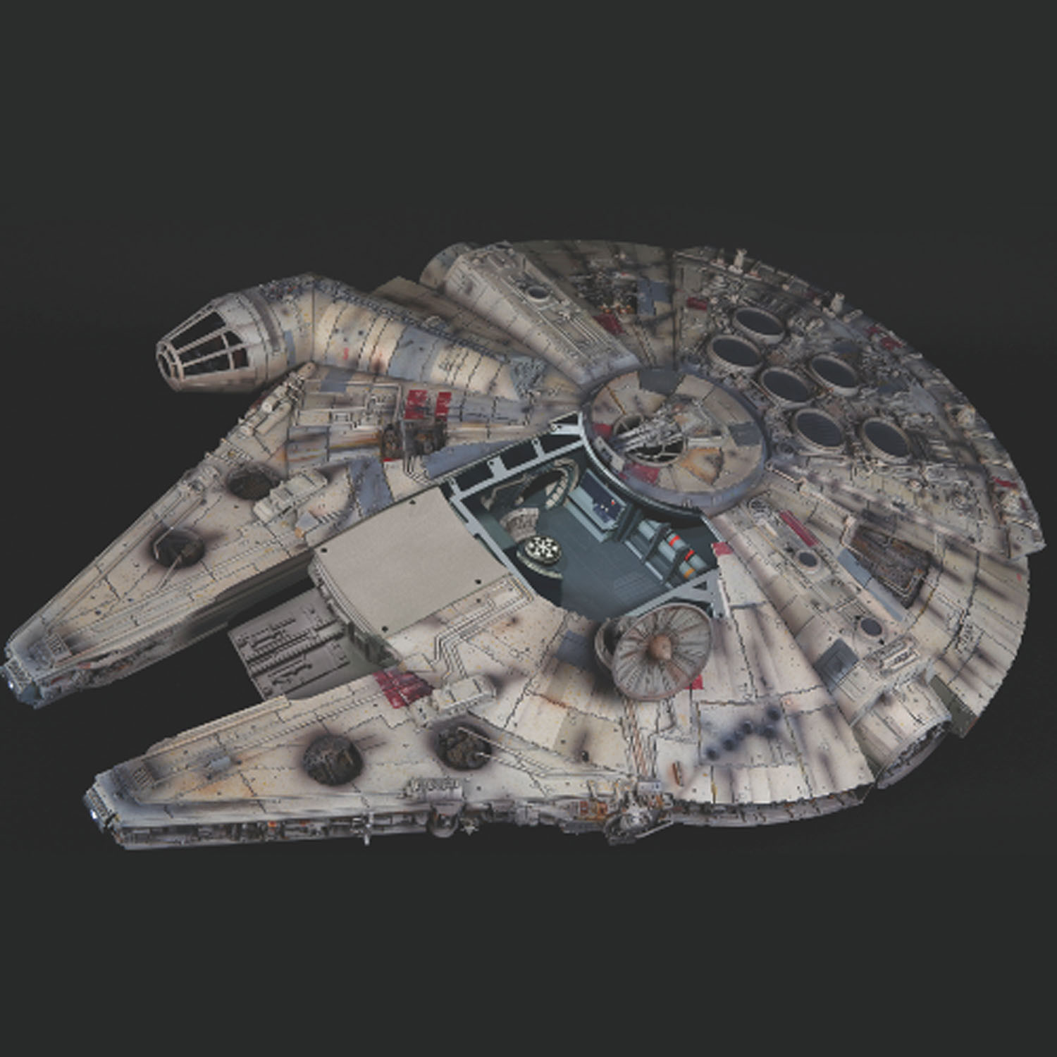 military rc planes with Build The Millennium Falcon Model on Attachment besides Watch as well Build The Millennium Falcon Model furthermore The Millennium Falcon Five Facts Every Star Wars Fan Should Know also Build The Akagi Full Kit.