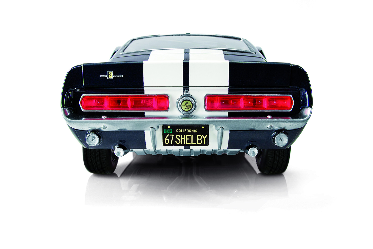 Ford Shelby Mustang Model Modelspace
