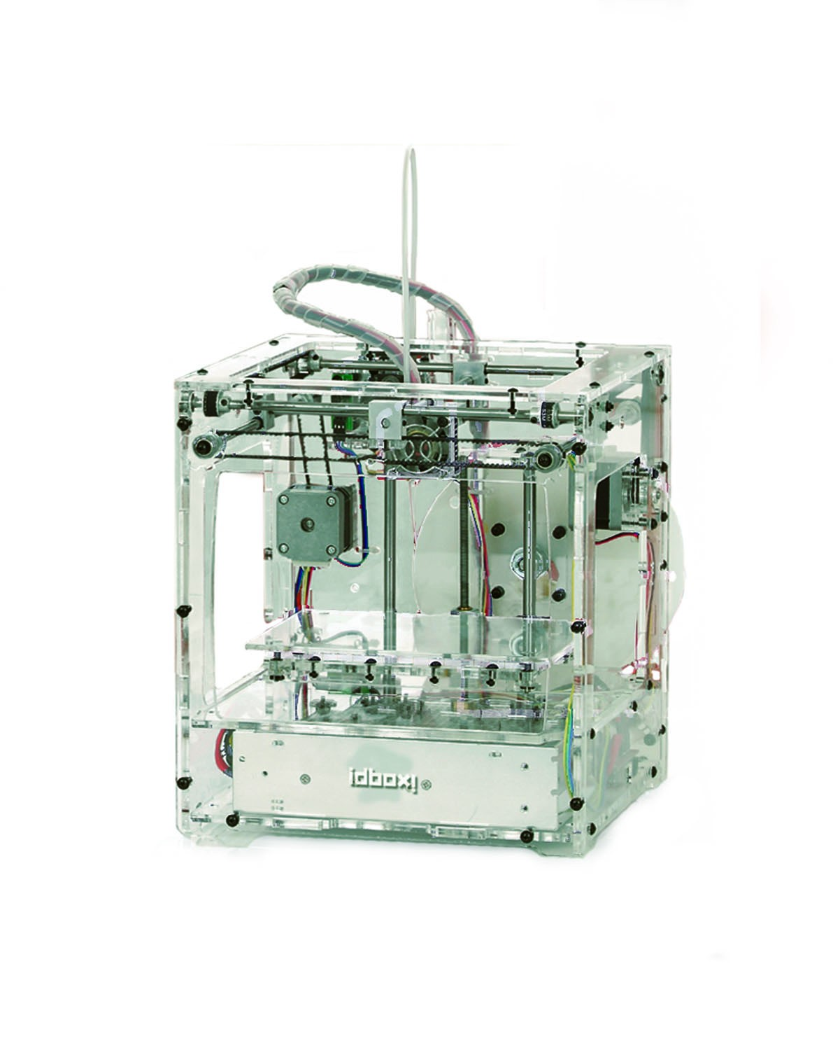 3d Printer Idbox Model Full Kit De Agostini Modelspace