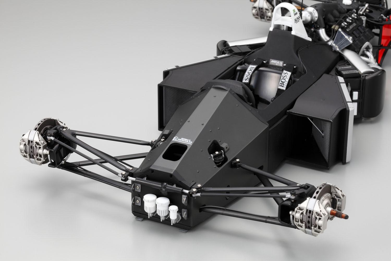 Senna Mclaren Mp4 4 1 8 Model Car Full Kit Modelspace