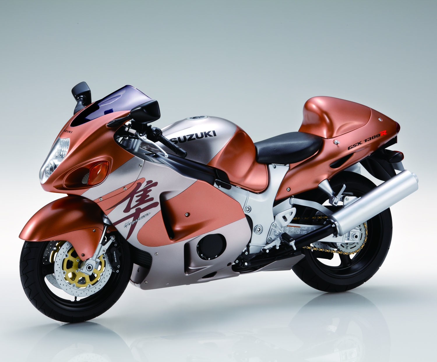 What Is The Top Speed Of A Suzuki Hayabusa