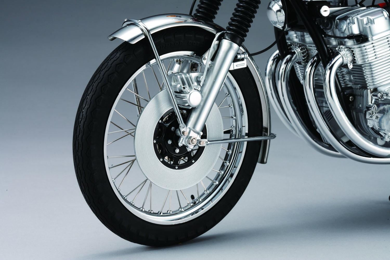 Build Your Honda >> Honda CB750   1:4 Scale Model Motorbike   Full Kit