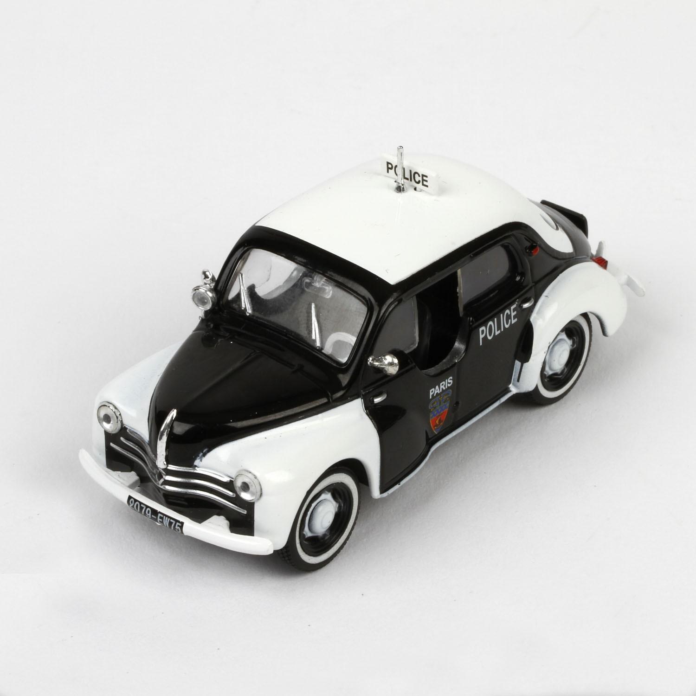 Classic European Police Cars