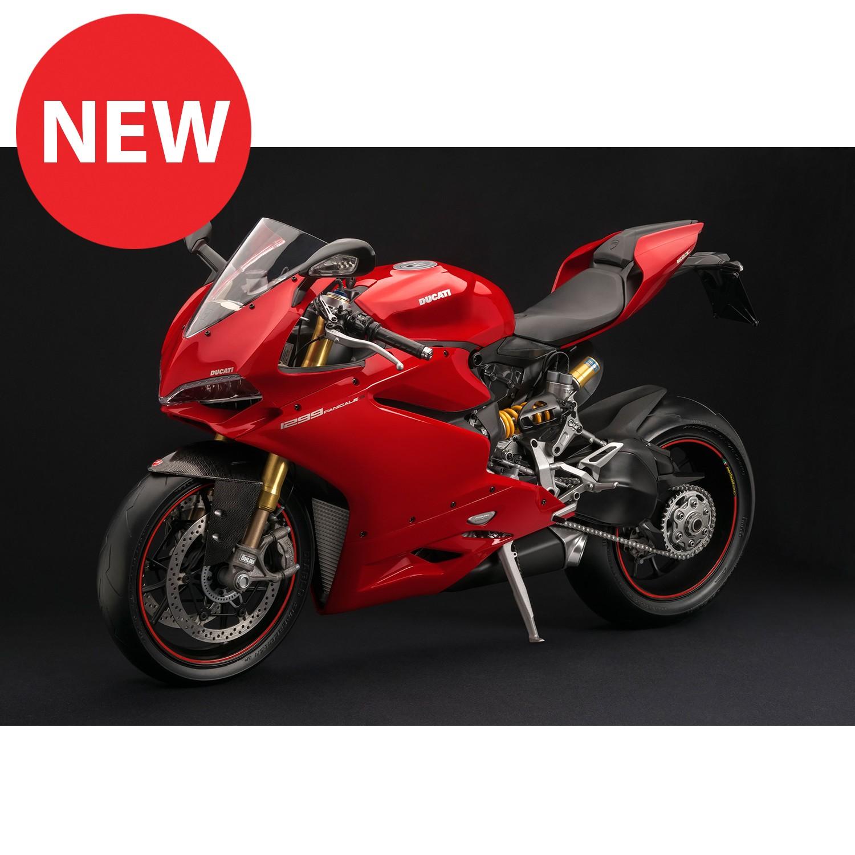 ducati superbike panigale s | 1:4 model bike | full kit | modelspace