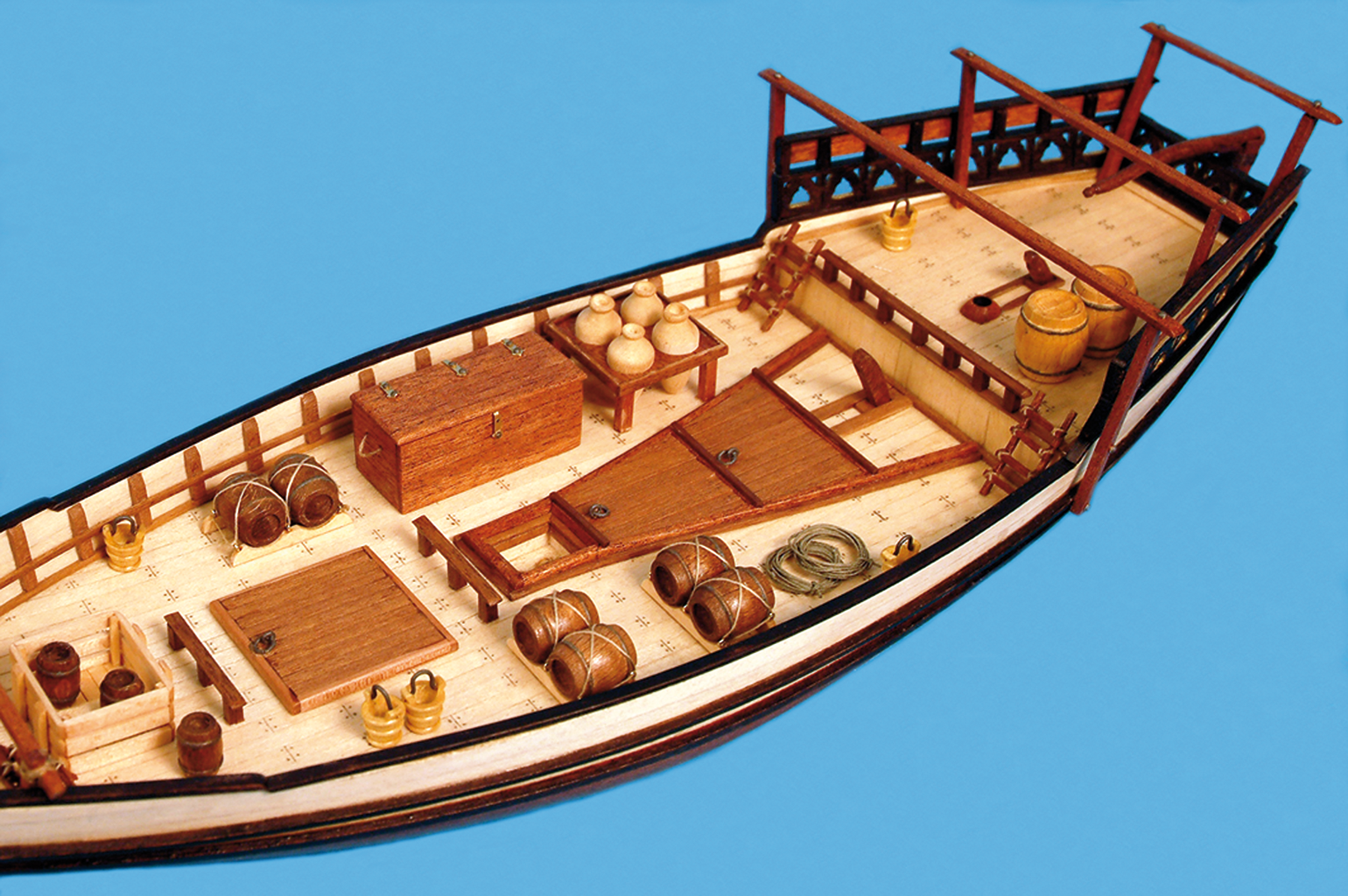 Sultan Arab Dhow | ModelSpace
