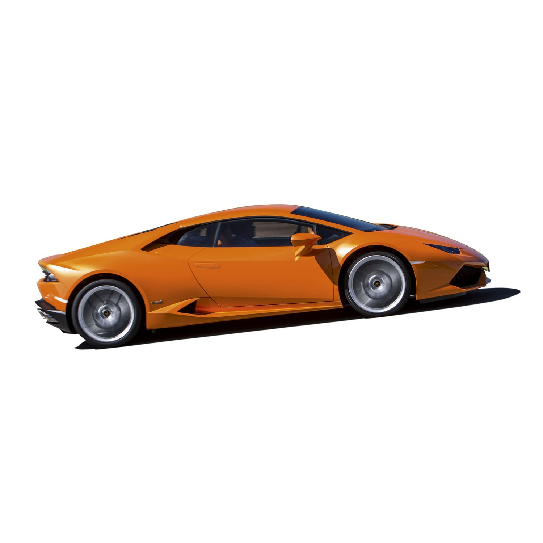 lamborghini hurac n 1 10 model race car full kit modelspace. Black Bedroom Furniture Sets. Home Design Ideas
