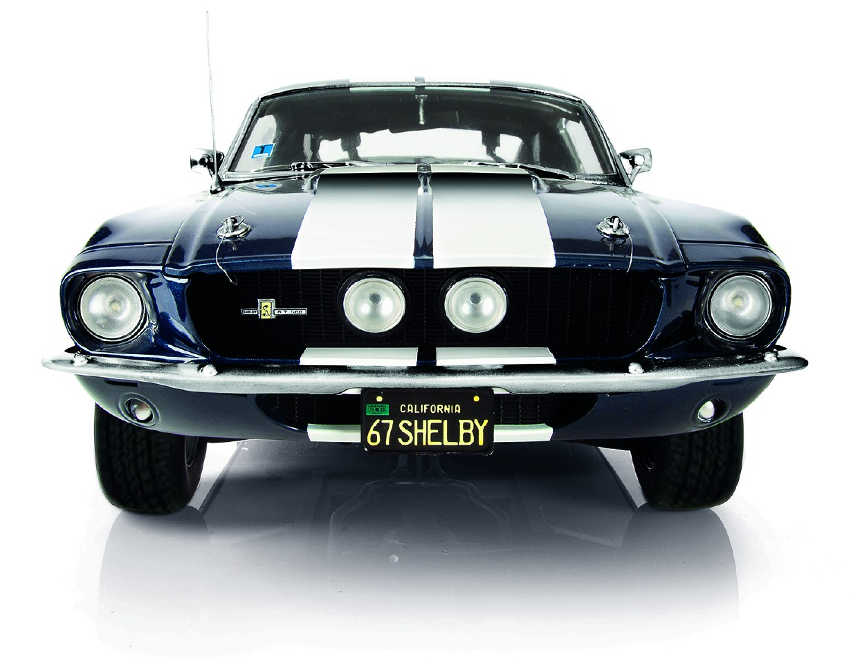Ford shelby mustang de agostini modelspace model car kit - Mustang shelby ...
