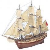 HMS Bounty   1:48 Model   Full Kit