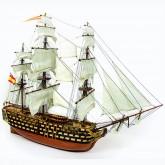 Santisima Trinidad | 1:90 Model | Full Kit