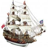 HMS Sovereign of the Seas | 1:84 Model | Full Kit