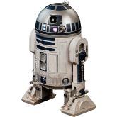 R2-D2 Deluxe Star Wars Figure | 1:6 Scale