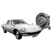 Mazda Cosmo   Scale 1:8