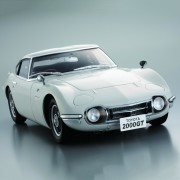 Toyota 2000GT | 1:10 Model | Full Kit