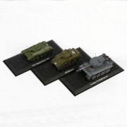 Tanks Set - Giants of World War II | 1:72 Models