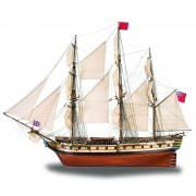 HMS Surprise | 1:48 Model | Full Kit