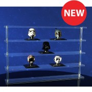 Star Wars Helmets Collection   Display Unit
