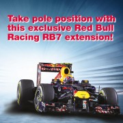Red Bull Racing RB7 | 1:7 Model | Extension Pack