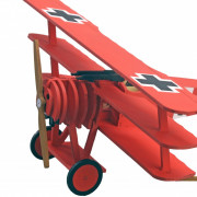 Red Baron Plane | Kids Model | Full Kit