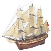 HMS Bounty | 1:48 Model | Full Kit