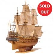 San Felipe   Large Scale Model Ship