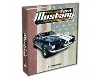 Ford Shelby Mustang GT500 | 1:8 Model | Binder