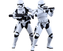 First Order Stormtrooper Twin Set | 1:6 Scale