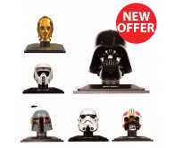 Star Wars Helmets Collection | 1:5 Models