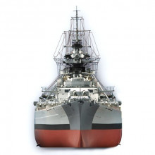 Bismarck | Model Ship | Full Kit | 1:200 Scale