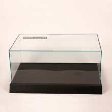 Toyota 2000GT Display Case - Display Case dimensions: Length 480mm, Height 240mm (including base)