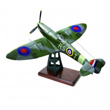 Available NOW as full kit! Build The Spitfire Model - 1:12 scale model Spitfire