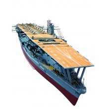 Build IJN Akagi 1:250 scale model
